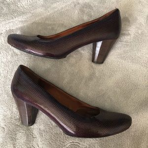 Kenneth Cole Rupert Fine leather pump 9
